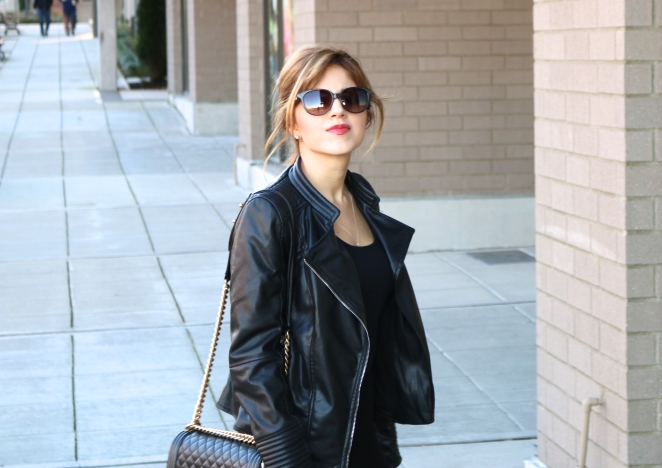 Chanel-boy-bag fashion-to-follow leather-jacket zara